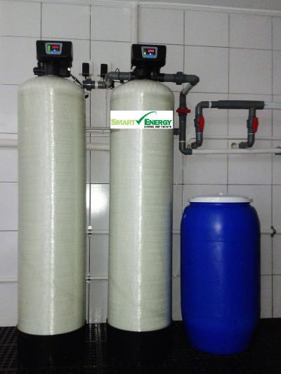 Water Filter and Softener